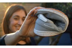 Transition from conventional to minimalist footwear